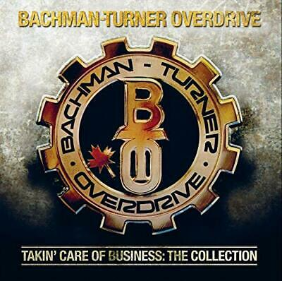£4.89 • Buy BACHMAN-TURNER OVERDRIVE YOU AIN'T SEEN NOTHING YET: THE COLLECTION) (Best Of)