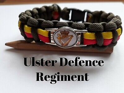 Ulster Defence Regiment Themed Wristband  • 8.95£
