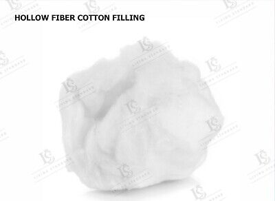 £9.99 • Buy HollowFibre Virgin Polyester Filling Soft Stuffing Toy Teddy Bear Cushion Pillow
