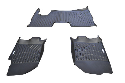 For 09-14 Ford F150 SuperCrew Cab 3D Floor Mats All Weather Protection TPE Liner • 119.99$