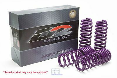 $150 • Buy D2 Racing Pro Series Lowering Spring Drop 1.3 F/R For 04-08 Maxima, 02-06 Altima