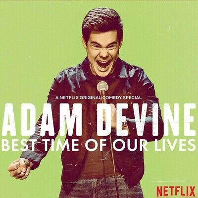 AU20.05 • Buy Adam Devine - Best Time Of Our Lives [New CD]