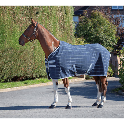 £35.09 • Buy Shires Tempest Original Stable Sheet - Navy Check