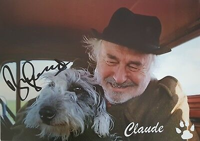BILL MAYNARD Signed 16x12 Photo HEARTBEAT Claude Greengrass COA • 44.99£