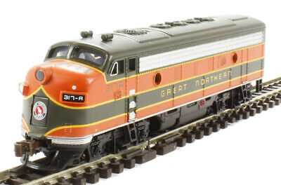 AU137.58 • Buy BACHMANN N SCALE 63752  GREAT NORTHERN F7-A DCC Equipped  ****N SCALE****