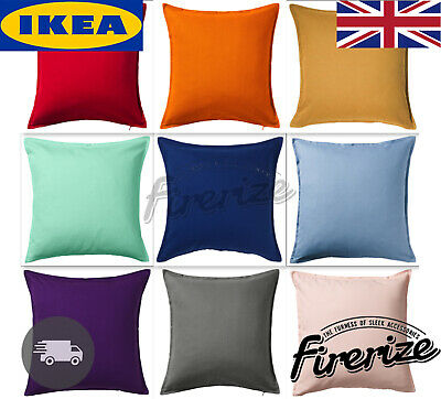 IKEA GURLI Cushion Cover 50cm X 50cm 100% Cotton New UK FREE Fast Delivery √ • 5.99£