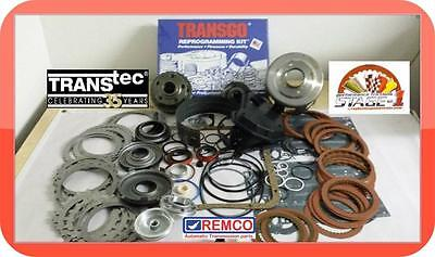 AU899.20 • Buy Gm 4l60e Deluxe Overhaul Rebuild Kit High Performance Stage-1 (1997-2004)