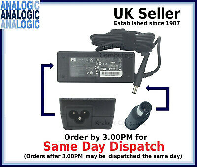 £49.95 • Buy For Hp Compaq 6730s Spares 463955-001new Techvs 19v 4.74a 90w Laptop Charger