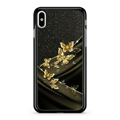 $ CDN10.30 • Buy Yellow Mixed Golden Colour Filled Majestic Elegant Butterflies Phone Case Cover