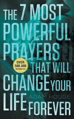 AU10.17 • Buy The 7 Most Powerful Prayers That Will Change Your Life Forever By Houge, Adam
