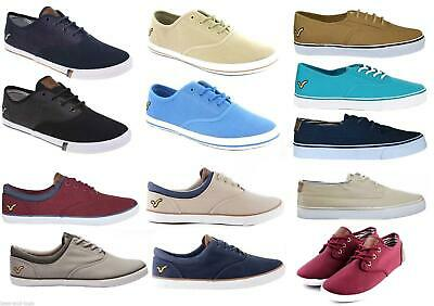 Mens / Boys Voi Jeans Pumps Plimsoles Summer / Winter Trainers  • 14.99£
