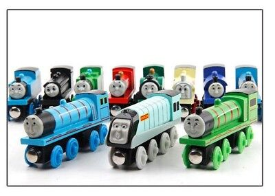 Thomas The Tank Engine &  His Friends Wooden Trains Brio Compatible Uk Seller • 7.95£