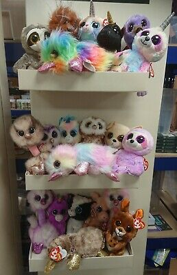£8.49 • Buy Ty  Original Beanie Boo Soft Toy Plush Many Different Boos To Choose From