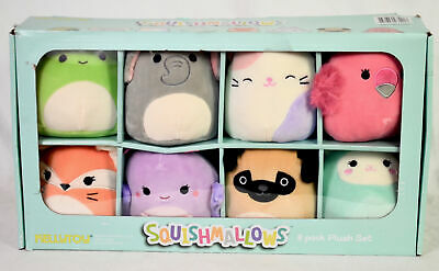 $ CDN39.99 • Buy Squishmallows Minis 8 Pack Plush Set