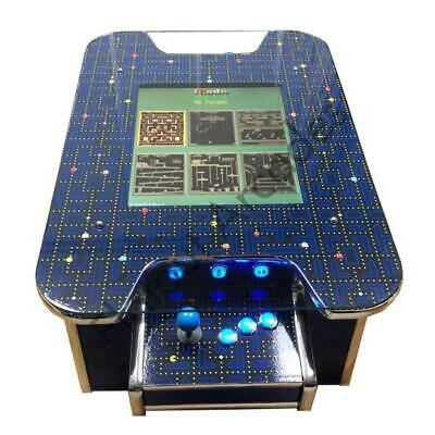 £849.95 • Buy Pac Man Edition Arcade Coffee Table 60 Retro Games 2 Player Gaming Cabinet UK Ma