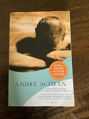 AU16 • Buy Call Me By Your Name-Andre Aciman- Read Once-Free Post In Australia