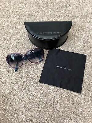 Gorgeous Marc By Marc Jacobs Sunglasses Great Condition With Case And Screen Clo • 29.99£