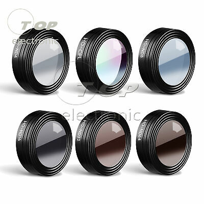AU35.24 • Buy For DJI MAVIC AIR Multi-functional Lens Filter MCUV CPL ND4/8/16 ND32 Accessory