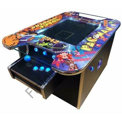 £839.99 • Buy Supercade Arcade Coffee Table 60 Retro Games 2 Player Gaming Cabinet UK Made