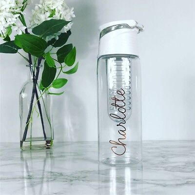 Personalised Water Bottle - Present/gift/ Stocking Filler • 6£