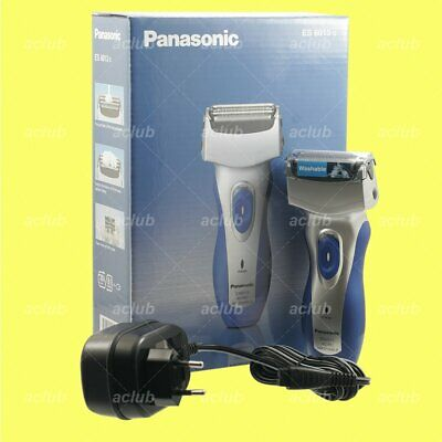 View Details Panasonic ES-6013 Wet And Dry Rechargeable Electric Men Shaver W/ Pop-up Trimmer • 56.00£