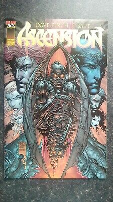 Ascension #4 Comic, First Printing Top Cow February 1998, VGC Bagged. • 3.99£