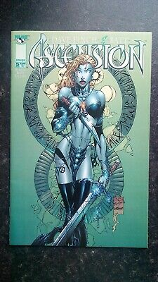 Ascension #5 Comic, First Printing Top Cow March 1998, VGC Bagged. • 3.99£