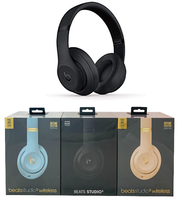 $ CDN229.69 • Buy New Beats By Dr. Dre Studio 3 Wireless Headphones Skyline Special Collection