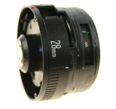 Cy1-2506-000 Canon Helicoid Unit For Canon Ef 28mm F2.8 New Type Genuine New • 69.99£