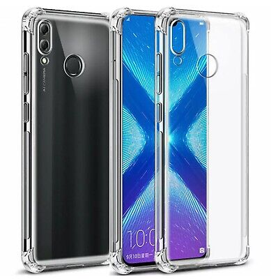 Case For Huawei Y9 Y7 Y6 2019 Shockproof Bumper Silicone Protective Gel Cover • 2.85£