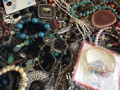 $ CDN51.70 • Buy  Large Lot Of 6 + Assorted Jewelry For Wear Or Resale + Misc # 3