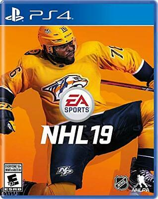 NHL 19 (import Version: North America) - PS4 Game Soft From Japan • 94.07AU