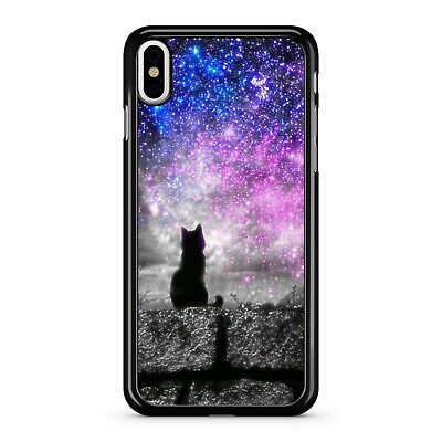 $ CDN10.30 • Buy Elegant Kitten Magnificent Colourful Twinkling Milky Way Stars Phone Case Cover