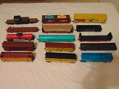 $ CDN45 • Buy HO Trains, 15 Pieces Of Rolling Stock