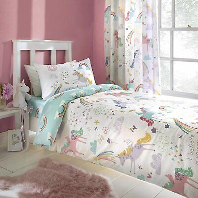 Cute Cats Easy Care Single Duvet Set, Cats Single Duvet Cover & Pillowcase • 13.99£