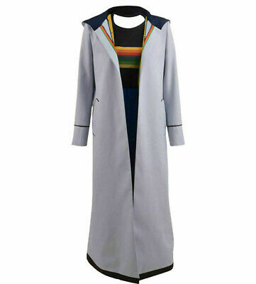 £32.99 • Buy Ladies Dr Who 13th Doctor Jodie Whittaker Fancy Dress Costume Dr Who Outfit