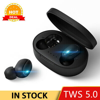 $8.89 • Buy For Xiaomi RedMi TWS Airdots Headset Bluetooth 5.0 Earphone Stereo Earbuds