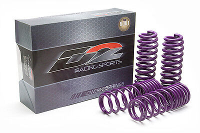 $150 • Buy D2 Racing Lowering Springs For 04-08 Nissan Maxima/ 02-06 Altima F-1.3  R-1.3