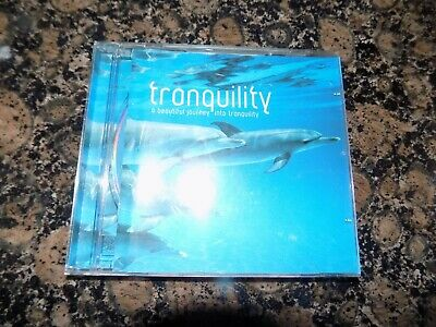 Cd Tranquility  Various Artists  ( 1998 ) • 2.10£