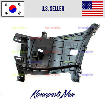 $11.30 • Buy Front Bumper Duct Air Curtain Right PASSENG 86542M6000 ⭐OEM⭐ Kia Forte 2019-2020