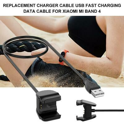 Replacement Charger Cable USB Fast Charging Data Cable For Xiaomi Mi Band 4 • 1.89$