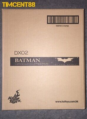 $ CDN898.79 • Buy Ready! Hot Toys DX02 The Dark Knight 1/6 Batman Bruce Wayne Figure Opened New