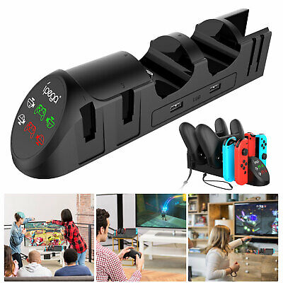 Wireless Joy-Con Game Controllers Gamepad Joypad Left &Right For Nintendo Switch • 30.47$