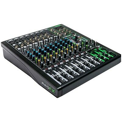 $329.99 • Buy Mackie ProFX12v3 12 Channel Professional Live/Recording Mixer W Effects & USB