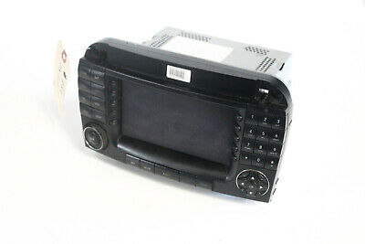 $320.84 • Buy 2004-2006 Mercedes W220 S430 S500 Cl500 Command Unit Radio Stereo Gps P241