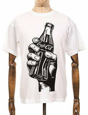 Obey Clothing Drink Crude Oil Superior Tee - White • 38.50£