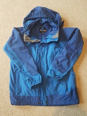 Peter Storm Blue Cagoule11-12 Years • 6.30£