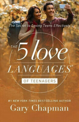 AU20.55 • Buy The 5 Love Languages Of Teenagers: The Secret To Loving Teens Effectively