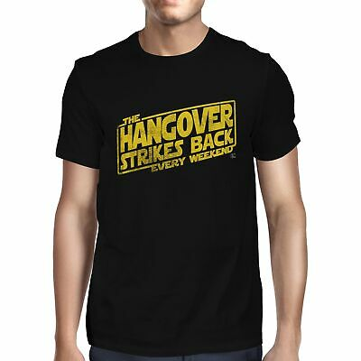 1Tee Mens The Hangover Strikes Back Every Weekend T-Shirt • 7.49£