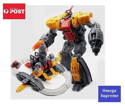 AU110 • Buy Transformers Autobot G1 Style Robot Toy - Omega Supreme
